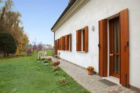 B b le barchesse for Casa tradizionale tedesca
